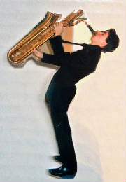 Aidan with his bari sax.JPG
