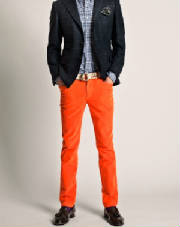 He wore orange pants to the wedding.jpg