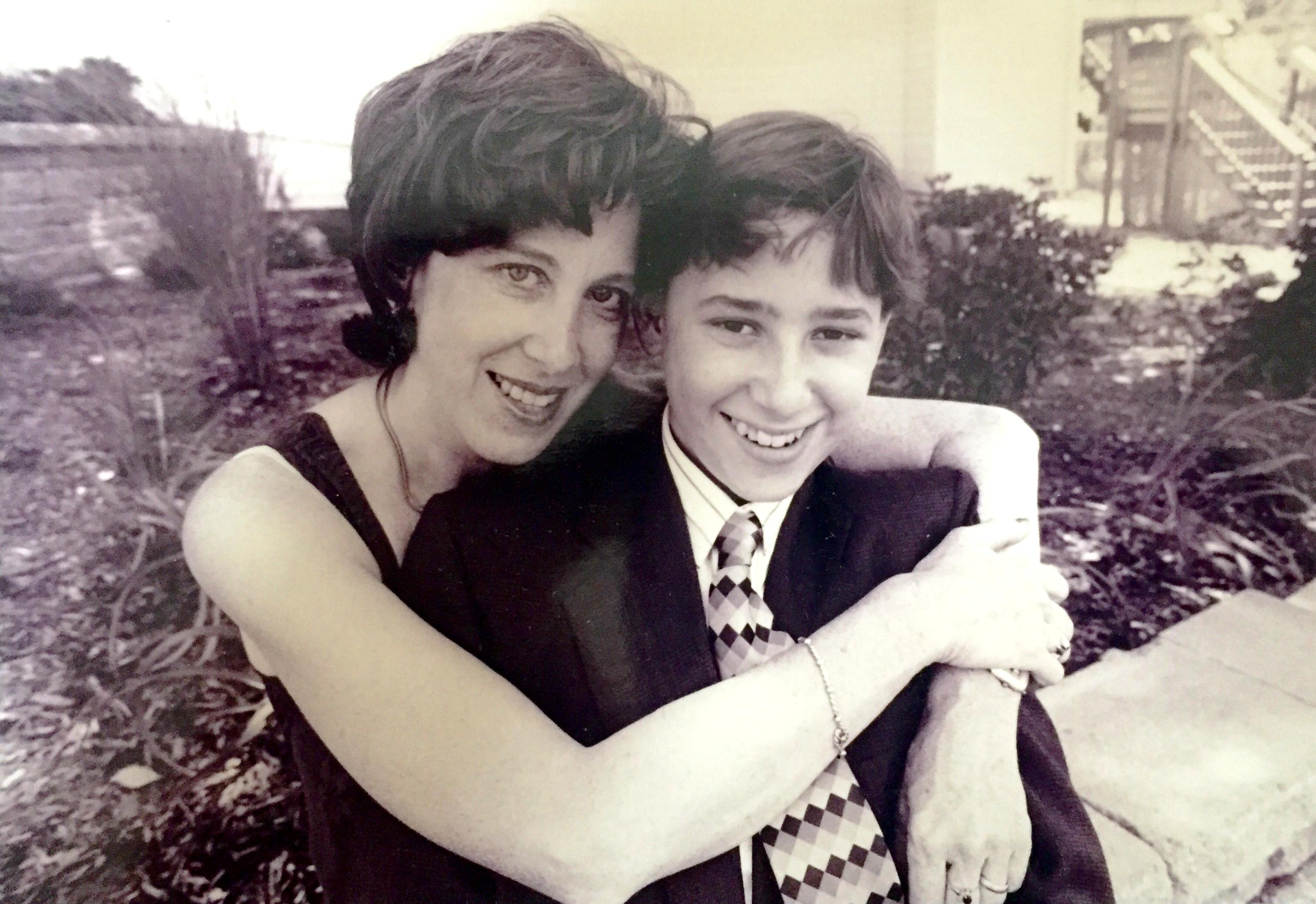 Aidan and me at his barmitzvah.jpg