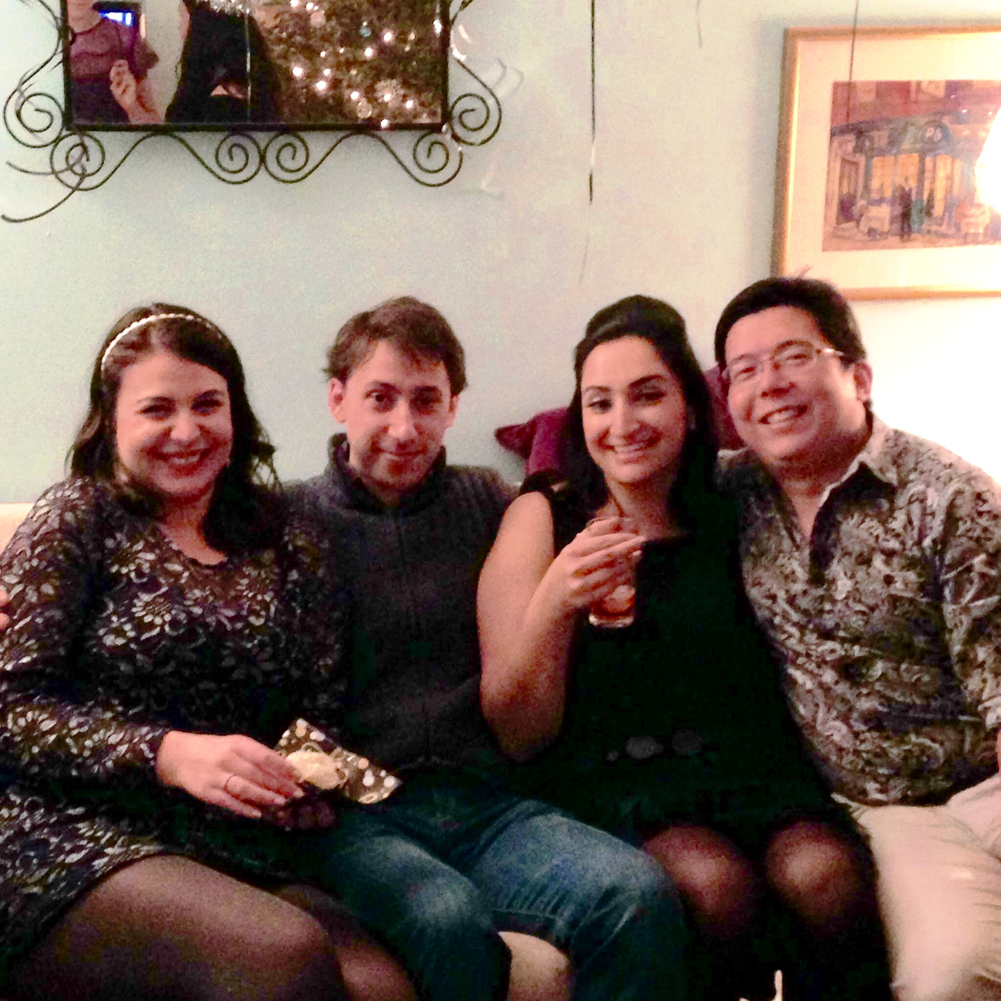 Kaitlin, Aidan, Allegra, and JP  on New Year's 2015.jpg