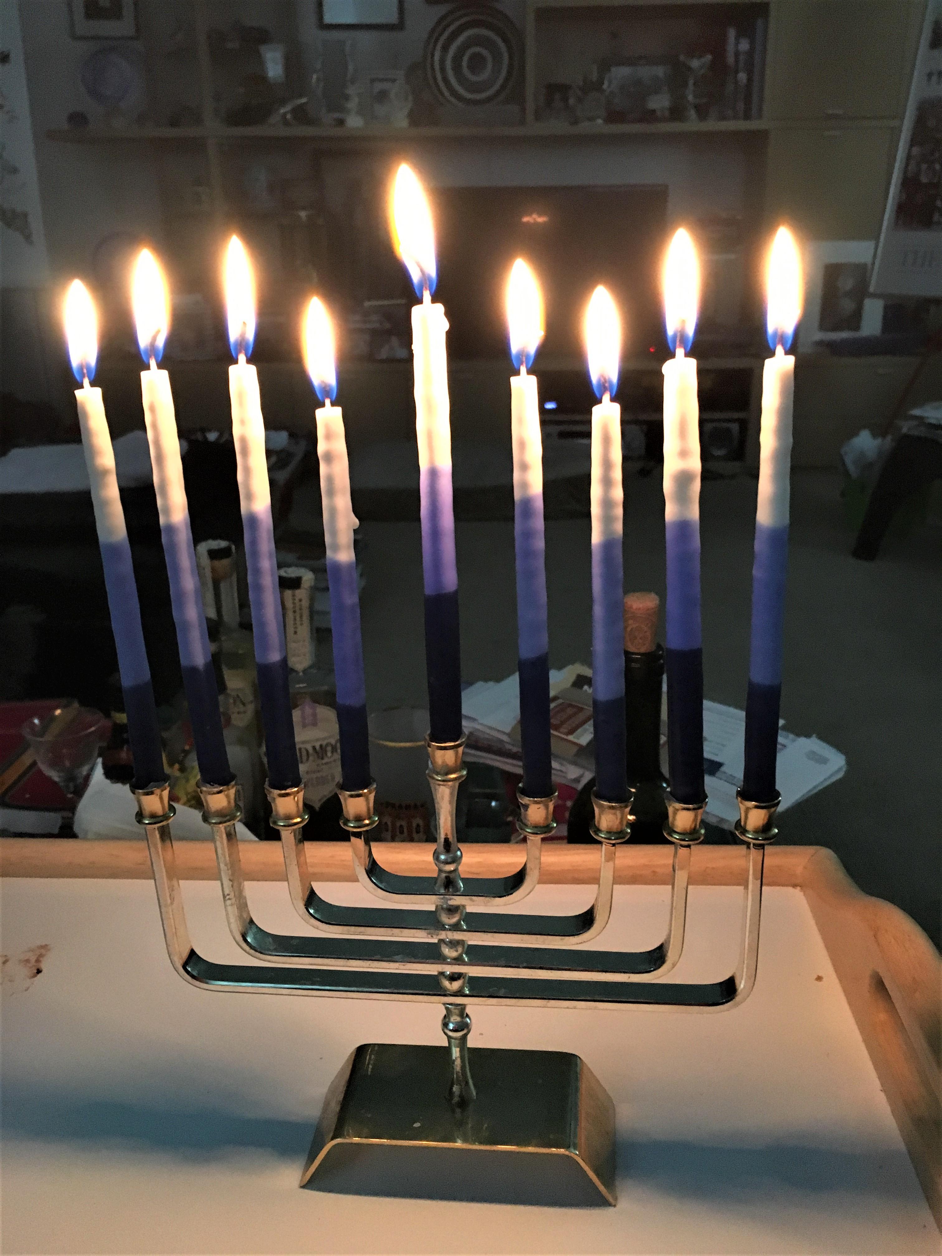 last night of hanukkah 2019 - HD3024×4032