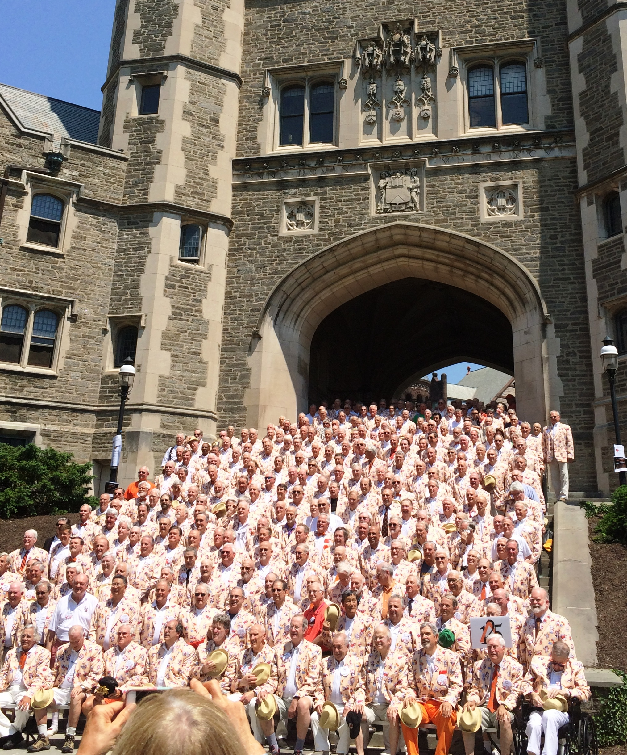 Princeton 50th reunion class of '66 photo.JPG