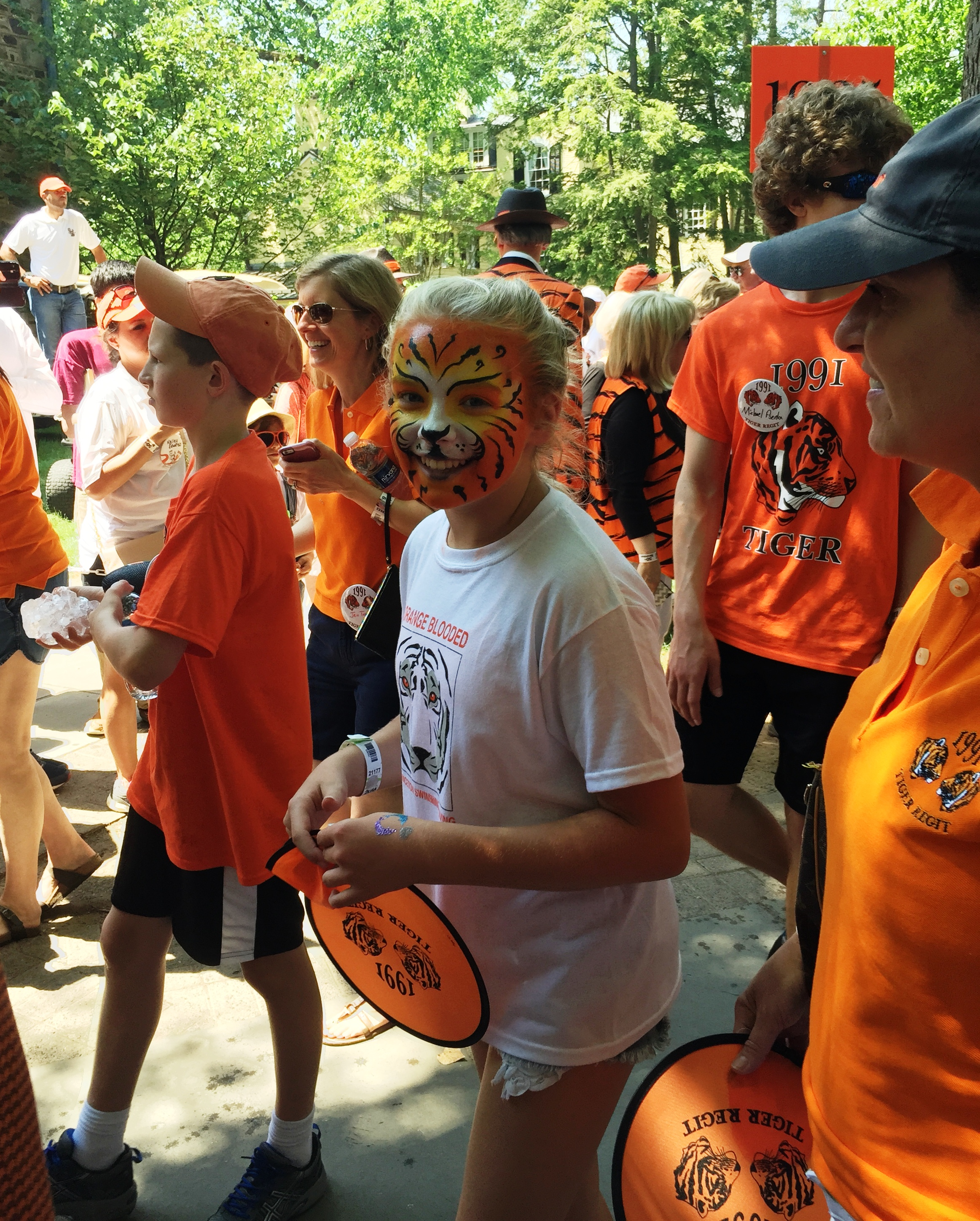 Princeton 50th class of 1991 at P-Rade.JPG