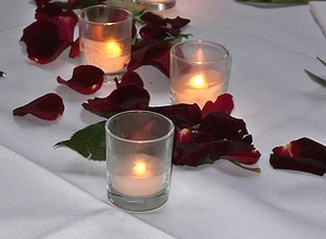 petals and votive candles for the cocktail tables.jpg